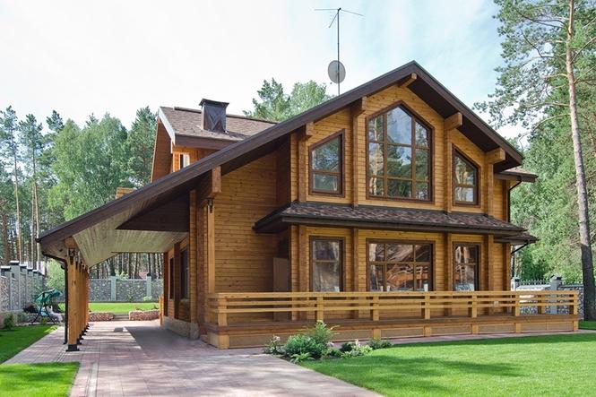 Следует ли строить деревянный дом